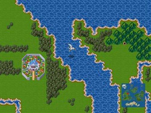 フランドールの勇者 【完全版】 Game Screen Shot5