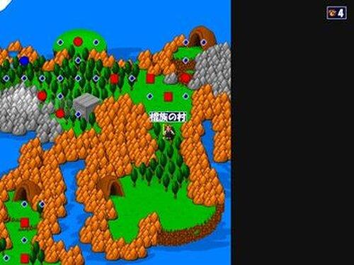 伝説の棍術師 Game Screen Shot5