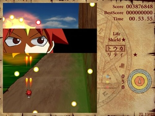 NONA MAGIC Game Screen Shots