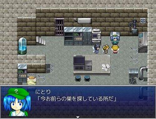 三月精復讐録 Game Screen Shot3