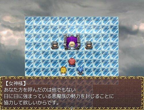 シールオブムーン Game Screen Shot1