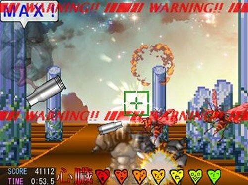 BUGS SHOOTER Ⅱ Game Screen Shot5
