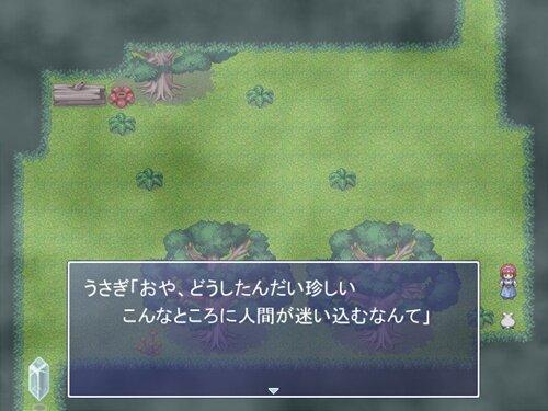 どうぶつ達の森 Game Screen Shot1
