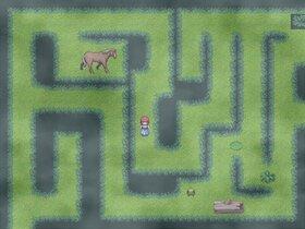 どうぶつ達の森 Game Screen Shot5