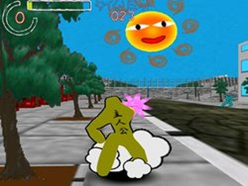 癒し系アクションゲーム Game Screen Shots