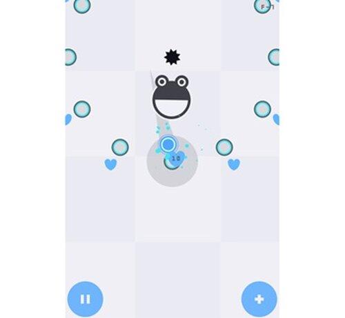 円ジャンプ Game Screen Shot5