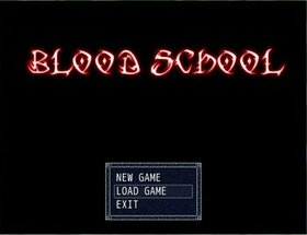 Blood School Game Screen Shot2