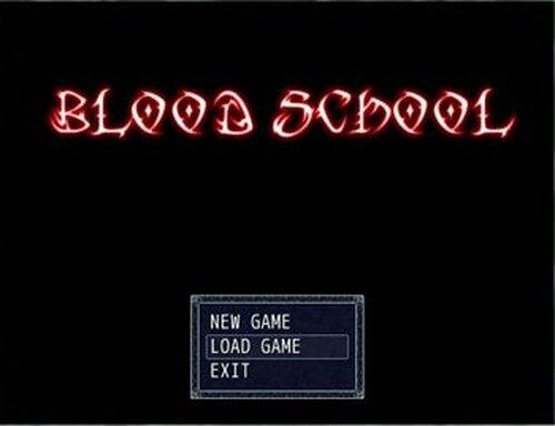 Blood School Game Screen Shot2