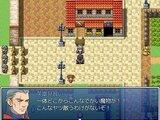 村の仮面ヒーロー