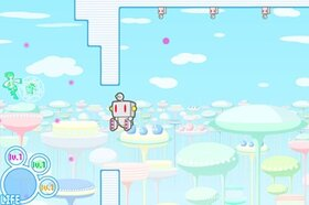360°STG ~謎のロボット集団の襲撃~ Game Screen Shot3