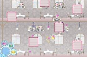 360°STG ~謎のロボット集団の襲撃~ Game Screen Shot4
