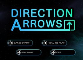 Direction Arrows Game Screen Shot2