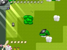 Candy Blade! Game Screen Shot3