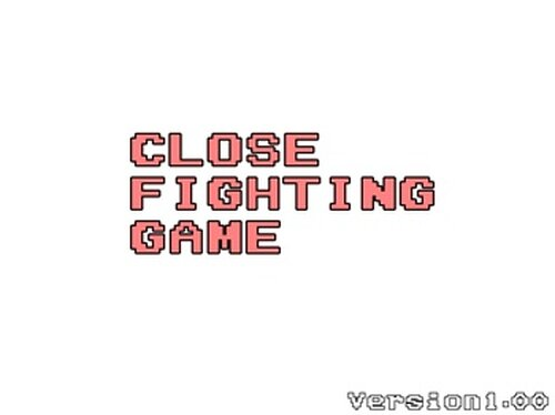 Close Fighting Game Game Screen Shot2