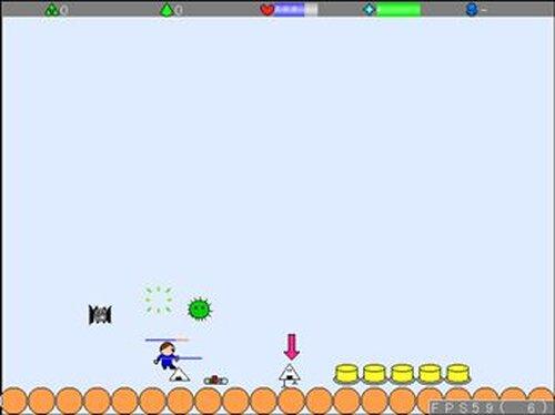 鬼畜ゲーム@~的なもの Game Screen Shot5