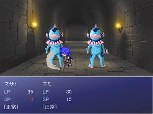 Break Broken Tower(カナン編) Game Screen Shot4
