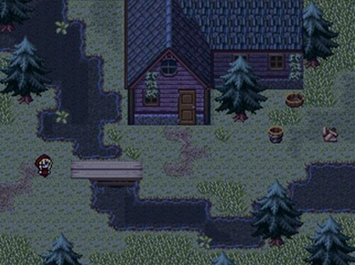 赤ずきんダークサイド Game Screen Shot4