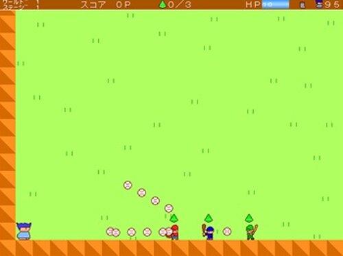 激ムズアクション Game Screen Shot2