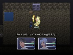 続・3分バトル Game Screen Shot5