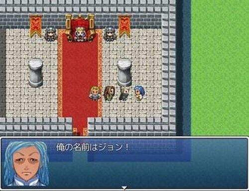 ホップ・ステップ・ジョン Game Screen Shot3