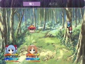 お嬢様物語・花 Game Screen Shot5