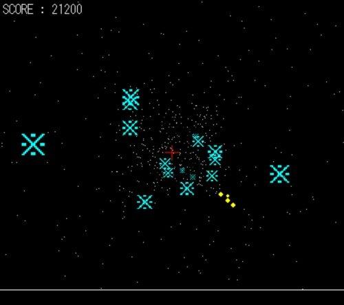3DShoot Game Screen Shot