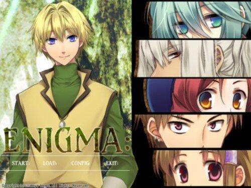 ENIGMA: 島と森と愉快な住人達 Game Screen Shots