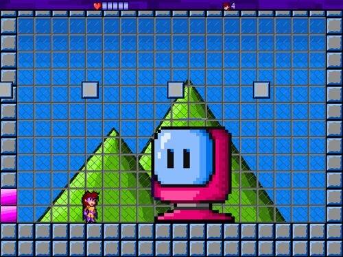 怪傑バイオレット Game Screen Shot1