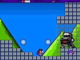 怪傑バイオレット Game Screen Shot3