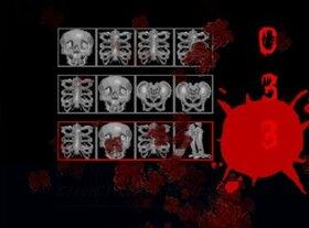 ワタシノホネ ナラベ Game Screen Shot2