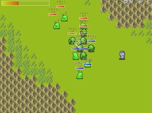 夢中の夢戦記 Game Screen Shot1