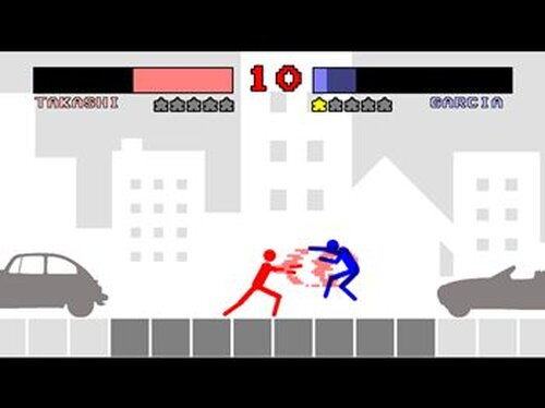 SuperSimpleFighter Game Screen Shot3