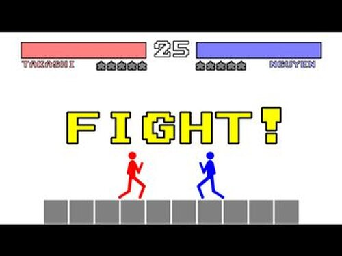 SuperSimpleFighter Game Screen Shots