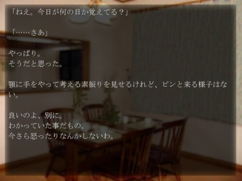 結婚記念日 Game Screen Shot1