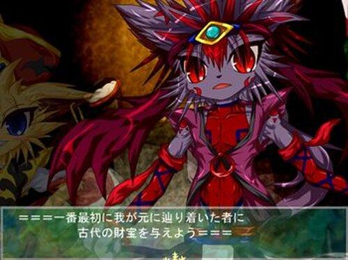 夢遊猫サウザンドキングダム Game Screen Shot2
