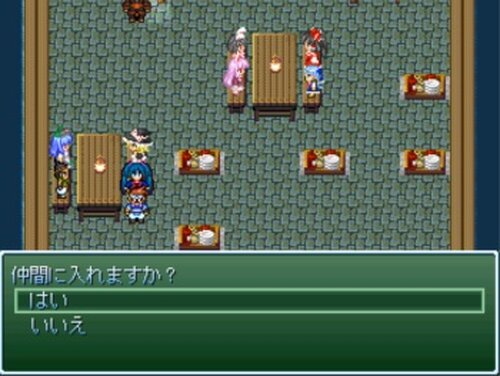 希望の欠片  Game Screen Shot2