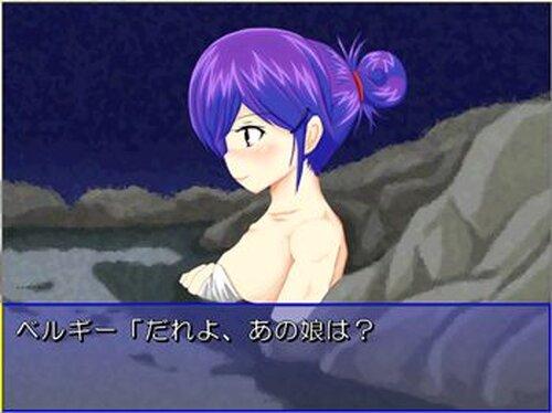 RPG『LEST外伝』ピンクノイズライト秘湯編 Game Screen Shot5