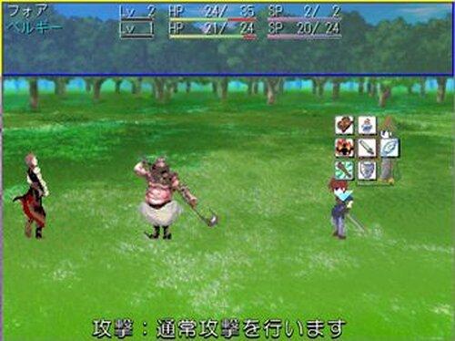 RPG『LEST外伝』ピンクノイズライト秘湯編 Game Screen Shots