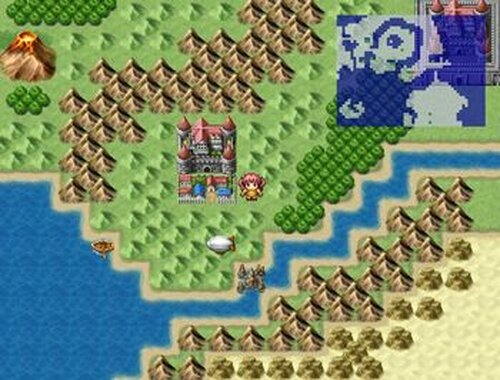 8787の冒険(通常版) Game Screen Shots