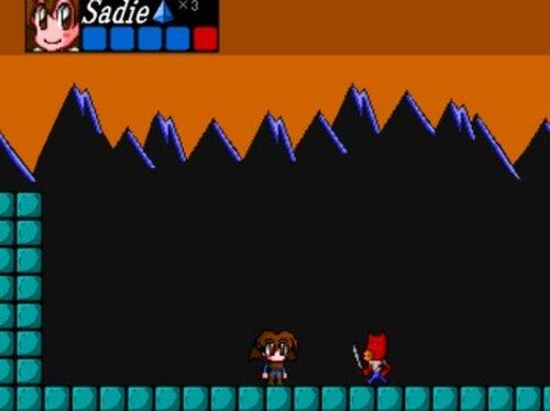 セイディー Game Screen Shot3