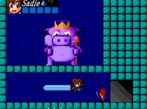 セイディー Game Screen Shot5