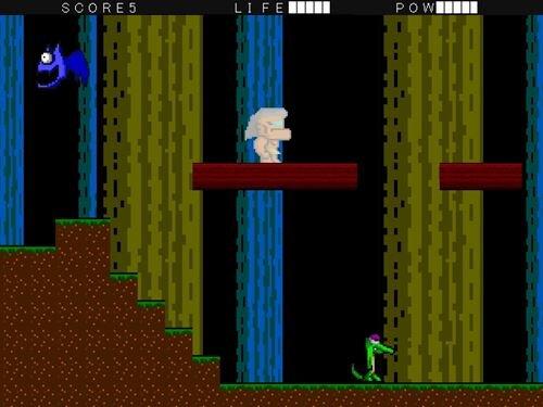 勇者ゴルセフ Game Screen Shot1