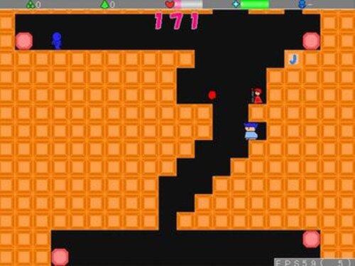 ヤシーユの10つの挑戦 Game Screen Shot2