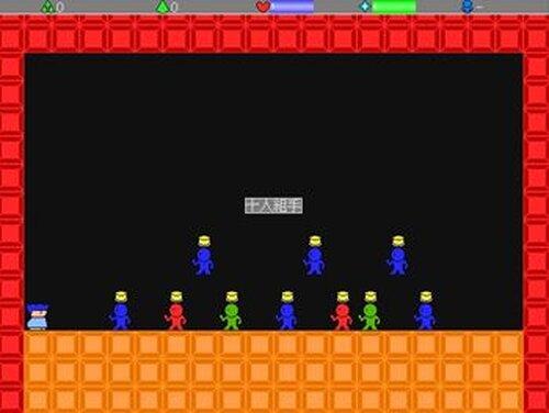 ヤシーユの10つの挑戦 Game Screen Shot3