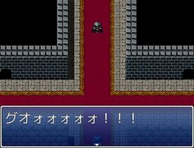 城での小さな冒険 Game Screen Shot3