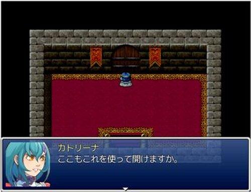 城での小さな冒険 Game Screen Shot5