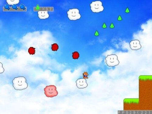 トラネコスカイヤー Game Screen Shot4