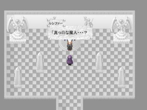 白雪に散る Game Screen Shot2