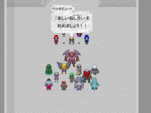 白雪に散る Game Screen Shots
