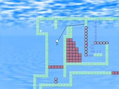 伸びる棒 Game Screen Shots